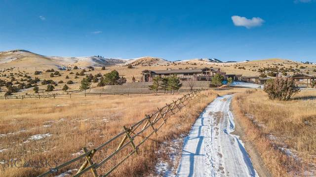 273, 283 Trail Creek Road, Livingston, MT 59047 (MLS #352713) :: L&K Real Estate