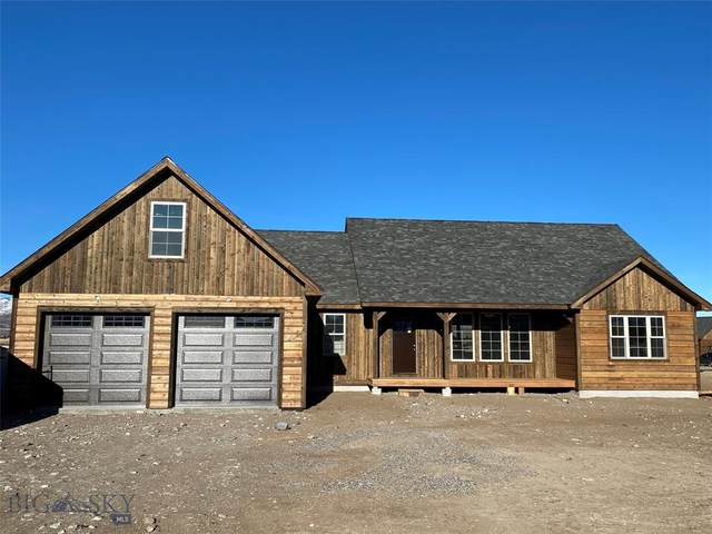 27 Obsidian Lane, Livingston, MT 59047 (MLS #352832) :: Hart Real Estate Solutions