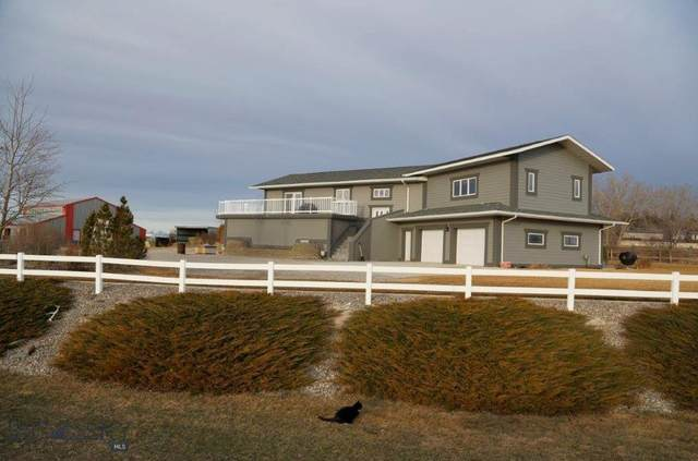 100 Spur Road, Conrad, MT 59425 (MLS #352960) :: L&K Real Estate