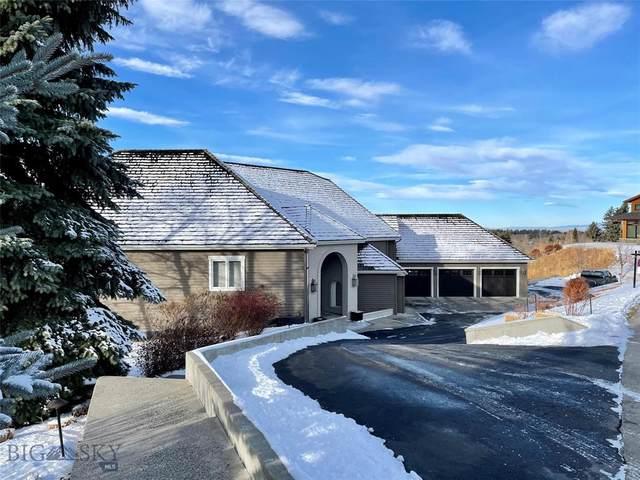 2109 Lomas Drive, Bozeman, MT 59715 (MLS #354283) :: Montana Home Team