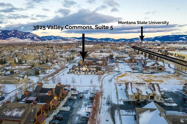 3825 Valley Commons Drive #5, Bozeman, MT 59718 (MLS #354298) :: L&K Real Estate