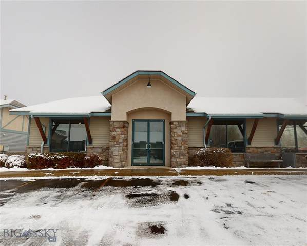 714 Stoneridge Drive #1, Bozeman, MT 59715 (MLS #354421) :: L&K Real Estate