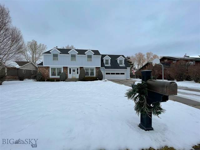 111 Silverwood Drive, Bozeman, MT 59715 (MLS #354518) :: L&K Real Estate