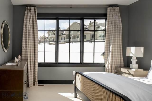 37 Moose Hill Road #37, Big Sky, MT 59716 (MLS #354618) :: Berkshire Hathaway HomeServices Montana Properties