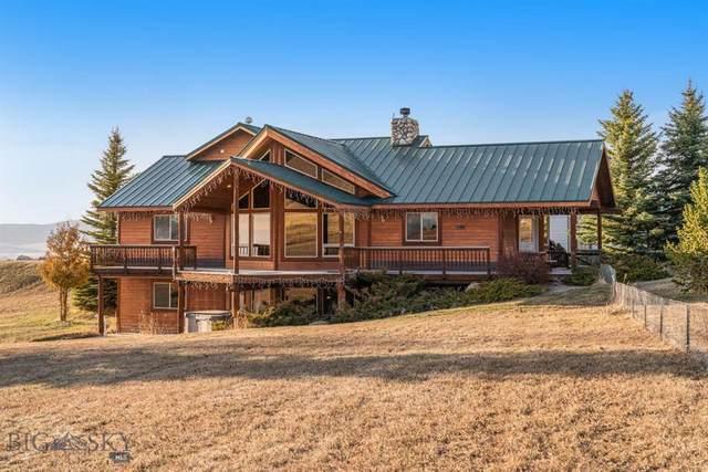 17608 Rocky Mountain Road, Belgrade, MT 59714 (MLS #354650) :: Montana Life Real Estate