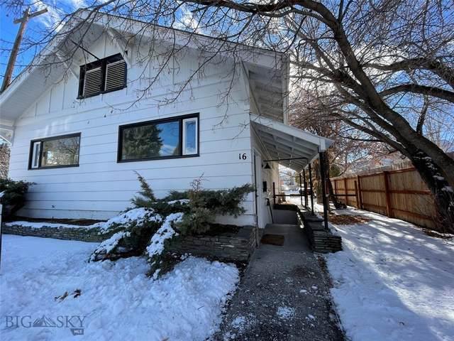 16 & 16.5 W Olive Street W, Bozeman, MT 59715 (MLS #354709) :: L&K Real Estate