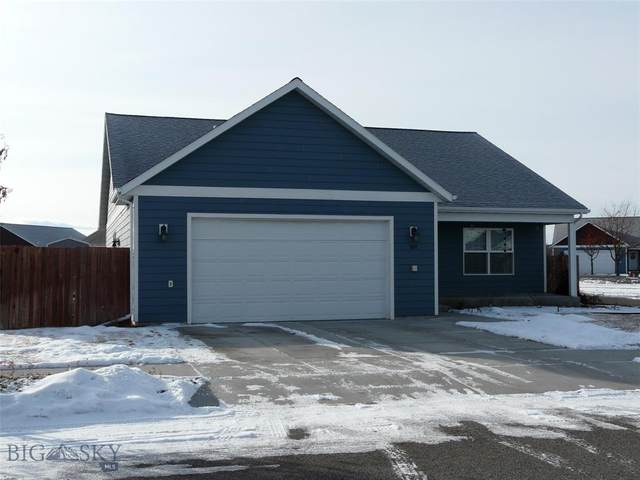1019 Lowline Spur, Belgrade, MT 59714 (MLS #354820) :: L&K Real Estate