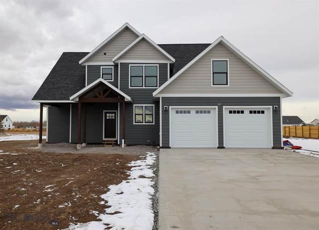 241 Caitlin Road, Bozeman, MT 59718 (MLS #354837) :: Coldwell Banker Distinctive Properties