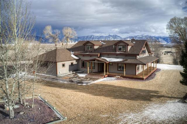 107 Pintail Ridge Road, Ennis, MT 59729 (MLS #354887) :: Hart Real Estate Solutions
