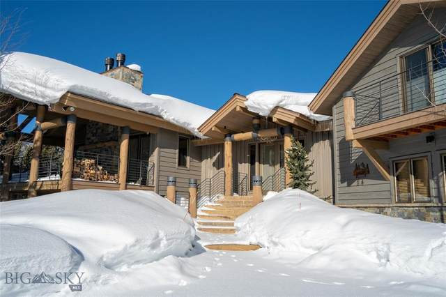 24 White Otter, Big Sky, MT 59716 (MLS #354967) :: L&K Real Estate