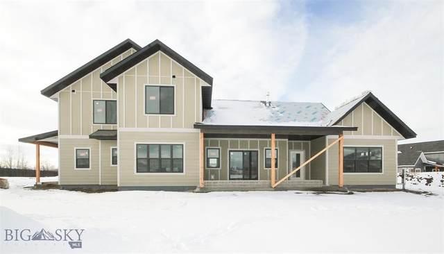 64 Pleasant Valley, Bozeman, MT 59718 (MLS #354977) :: L&K Real Estate