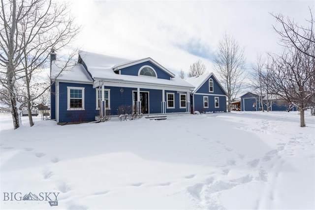 100 Wapiti Way, Bozeman, MT 59718 (MLS #355049) :: Hart Real Estate Solutions