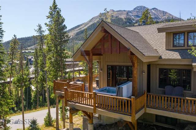 7 Happy Trails Drive, Big Sky, MT 59716 (MLS #355054) :: Coldwell Banker Distinctive Properties
