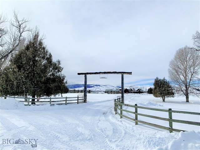 12345 Axtell Gateway Road, Gallatin Gateway, MT 59718 (MLS #355061) :: Montana Home Team