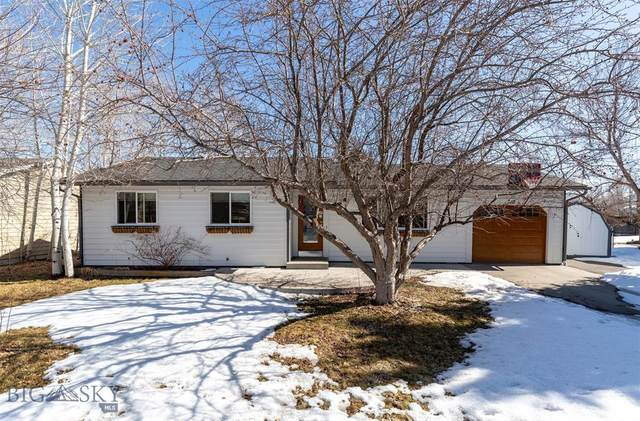510 Flathead Avenue, Bozeman, MT 59718 (MLS #355191) :: Coldwell Banker Distinctive Properties