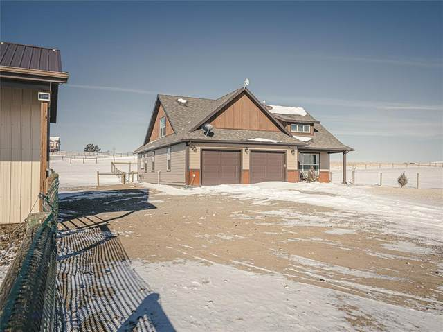 7 Honeysuckle Road, Three Forks, MT 59752 (MLS #355233) :: Hart Real Estate Solutions