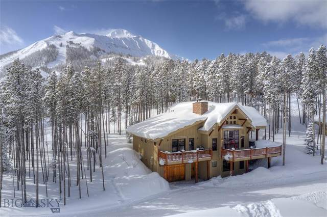 3 Bulldogger, Big Sky, MT 59716 (MLS #355251) :: Coldwell Banker Distinctive Properties