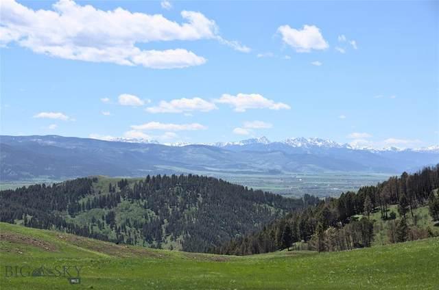 TBD Rising Spirit & Place Creek, Bozeman, MT 59715 (MLS #355315) :: Black Diamond Montana