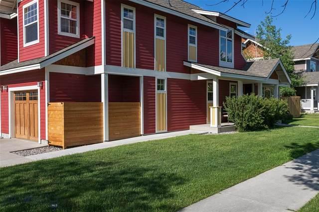 202 Hanley Boulevard B, Bozeman, MT 59718 (MLS #355395) :: Hart Real Estate Solutions