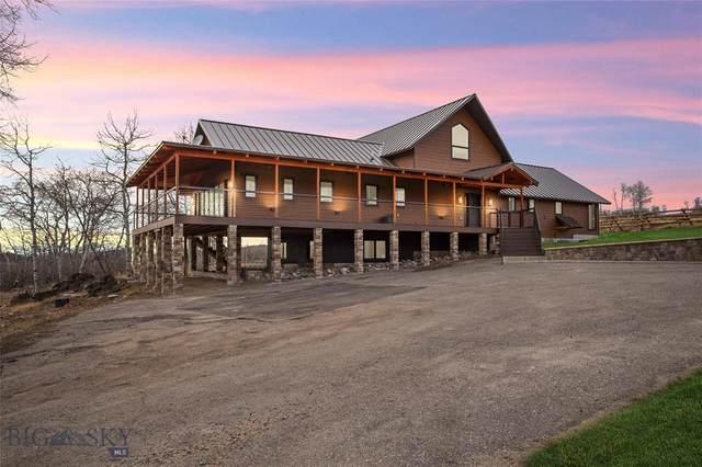 4482 Bull Run Gulch Road, Butte, MT 59701 (MLS #355415) :: L&K Real Estate