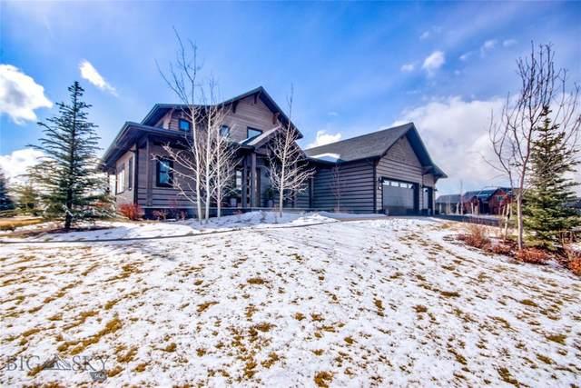 949 Black Bull Trail, Bozeman, MT 59718 (MLS #355703) :: Montana Home Team