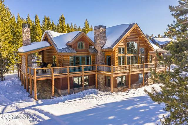 9 Swift Bear, Big Sky, MT 59716 (MLS #355717) :: L&K Real Estate