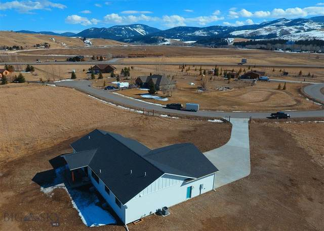 37 Cinnamon Bear Ct, Gallatin Gateway, MT 59730 (MLS #355903) :: Montana Life Real Estate