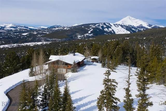 2100 North Fork Road, Big Sky, MT 59716 (MLS #355935) :: L&K Real Estate