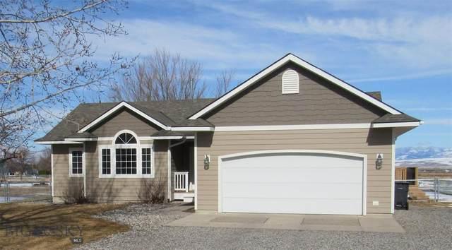 11 Frontier Drive, Bozeman, MT 59718 (MLS #356017) :: Coldwell Banker Distinctive Properties