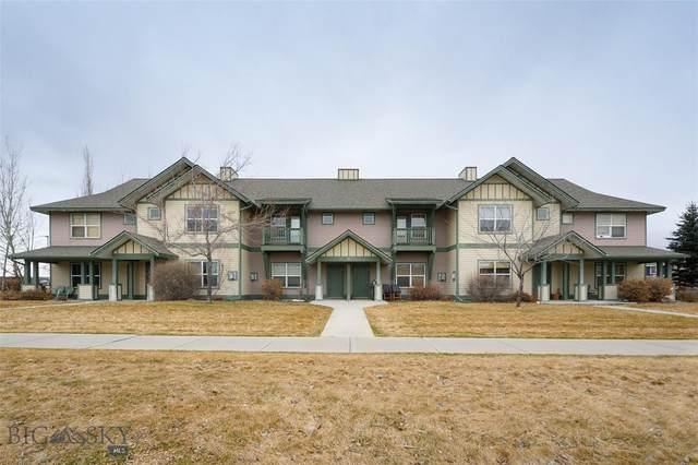 29 N Ferguson #4, Bozeman, MT 59718 (MLS #356022) :: L&K Real Estate