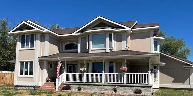 106 Arbor Drive, Livingston, MT 59047 (MLS #356033) :: Carr Montana Real Estate