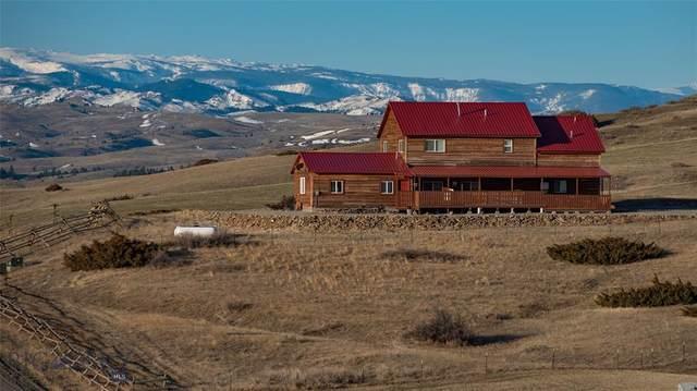88 Lower Deer Creek, Big Timber, MT 59011 (MLS #356140) :: Hart Real Estate Solutions