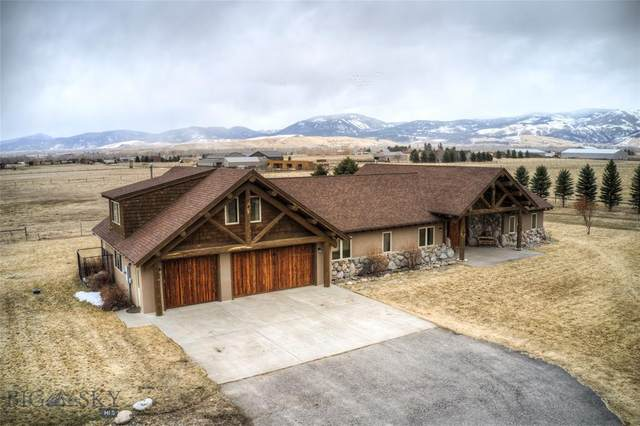 26 Shadoan Ditch Road, Gallatin Gateway, MT 59730 (MLS #356177) :: Montana Life Real Estate