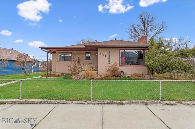 2111 Lowell Avenue, Butte, MT 59701 (MLS #356309) :: Hart Real Estate Solutions