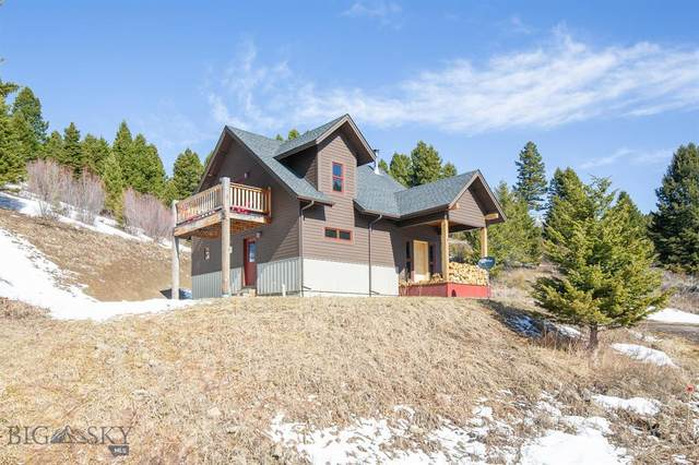 14915 Pony Creek Road, Bozeman, MT 59715 (MLS #356336) :: Black Diamond Montana