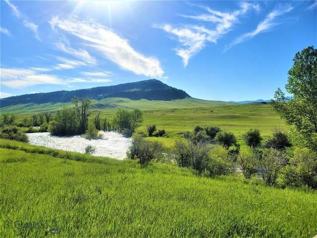TBD Swingley Road, Livingston, MT 59052 (MLS #356338) :: Montana Life Real Estate