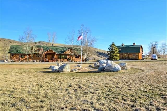 500 W Boulder Road, McLeod, MT 59052 (MLS #356438) :: L&K Real Estate