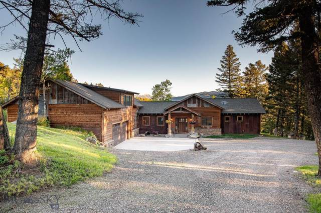 104 Mountain Brook Road, Livingston, MT 59047 (MLS #356506) :: Montana Mountain Home, LLC