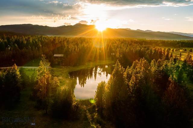 179 Lionhead Camp Road, West Yellowstone, MT 59758 (MLS #356535) :: Carr Montana Real Estate