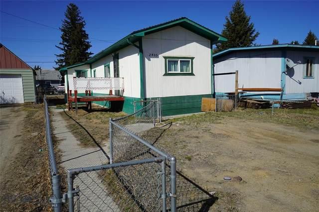 2405 Pine, Butte, MT 59701 (MLS #356541) :: Montana Life Real Estate