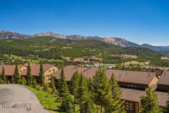 106 Downhill Dr. #302, Big Sky, MT 59716 (MLS #356577) :: Hart Real Estate Solutions