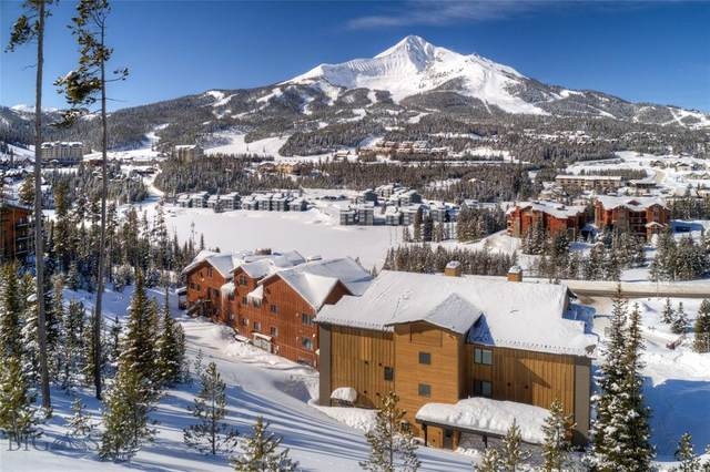 2B Summit View Dr. 101B, Big Sky, MT 59716 (MLS #356615) :: L&K Real Estate