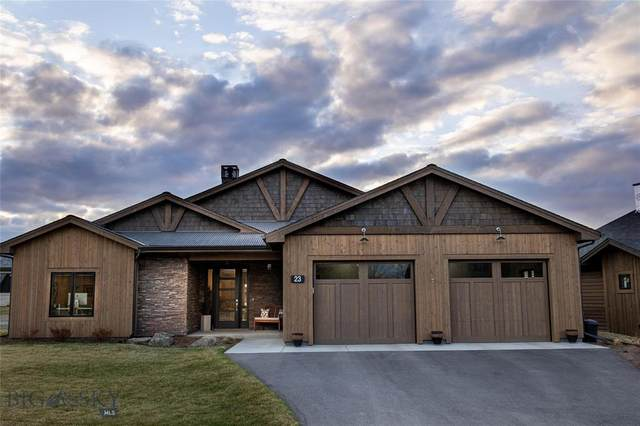 23 Wickwire Way, Bozeman, MT 59718 (MLS #356638) :: Coldwell Banker Distinctive Properties