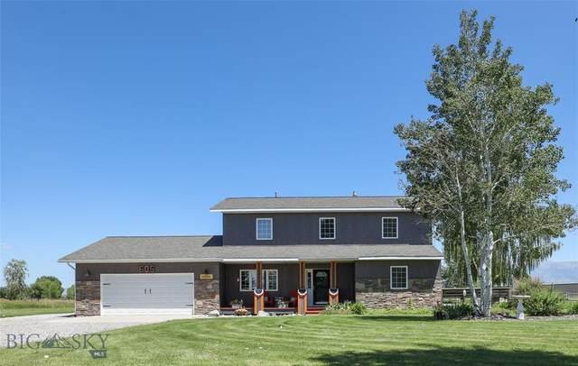 605 E Cameron Bridge, Bozeman, MT 59718 (MLS #356664) :: Hart Real Estate Solutions