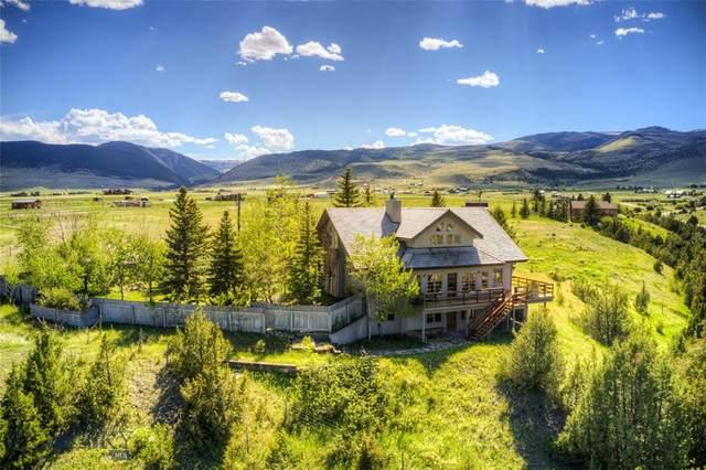 35 Hayfield Loop, Ennis, MT 59729 (MLS #356667) :: Berkshire Hathaway HomeServices Montana Properties