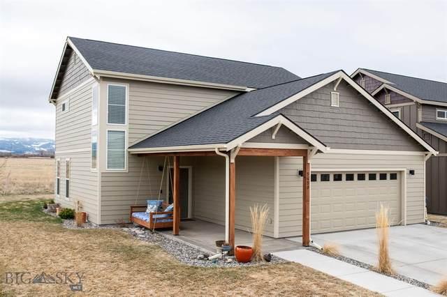5450 May Fly Street, Bozeman, MT 59718 (MLS #356672) :: Coldwell Banker Distinctive Properties
