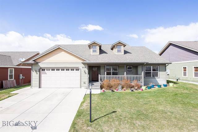 575 Cedar Wood Circle, Bozeman, MT 59718 (MLS #356675) :: Coldwell Banker Distinctive Properties