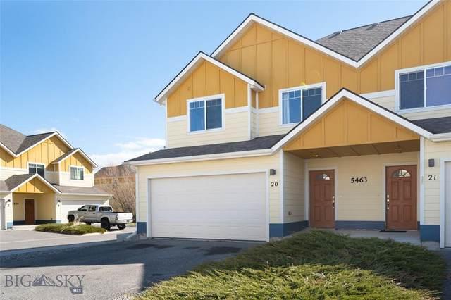 5463 Glenellen Drive #20, Bozeman, MT 59718 (MLS #356751) :: L&K Real Estate