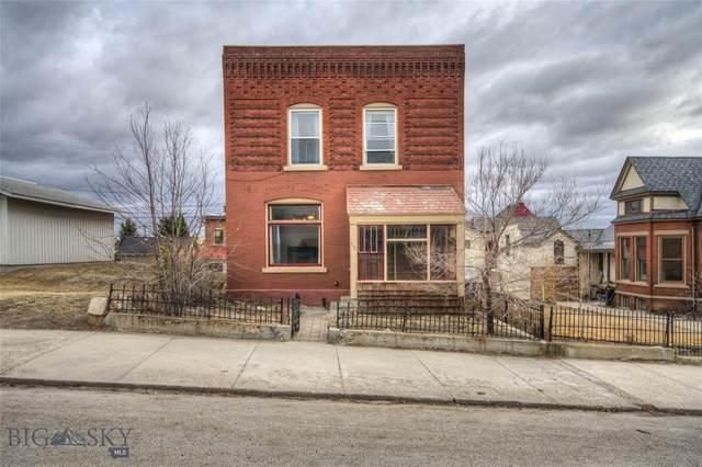 406 W Granite Street, Butte, MT 59701 (MLS #356826) :: Coldwell Banker Distinctive Properties