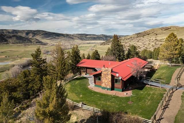 50 Susie Creek Road, Big Timber, MT 59052 (MLS #356837) :: L&K Real Estate